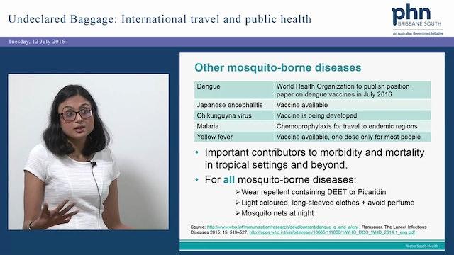 Public Health & preparing your traveler Dr Bhakti Vasant Public Health Physician
