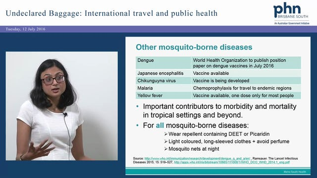 Public Health & preparing your traveler Dr Bhakti Vasant Public Health Physician