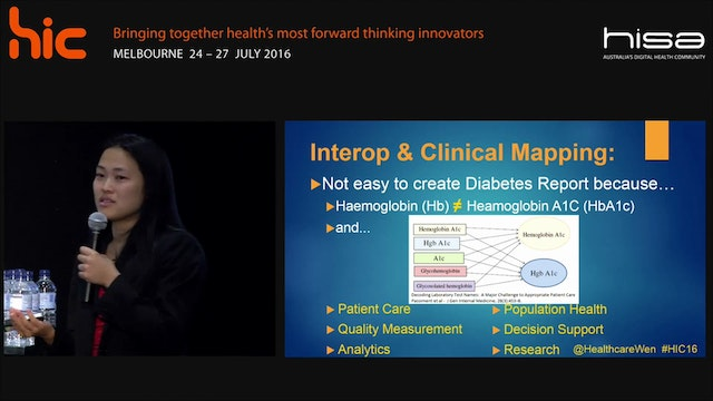 Clinical informatics Lessons from the US Wen Dombrowski