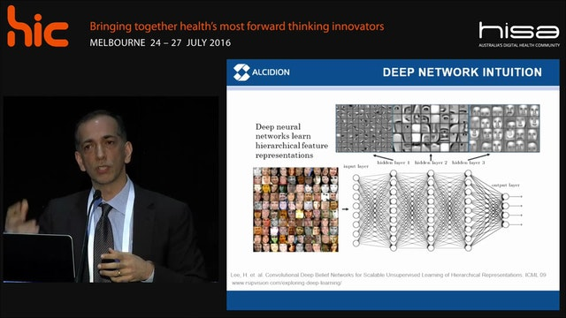 Deep learning for patient flow Malcolm Pradhan