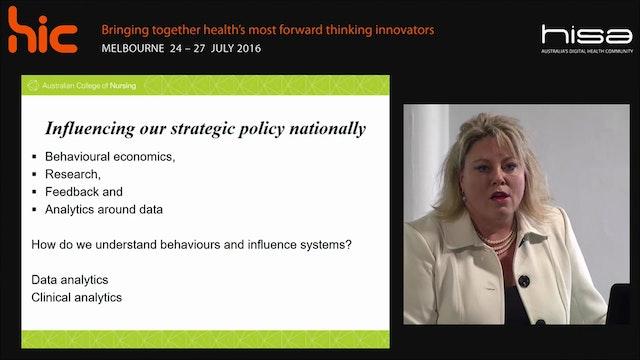Australian nurses experience with nursing informatics Adj Prof Kylie Ward