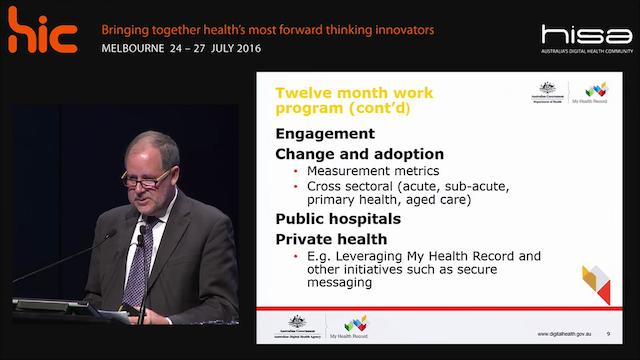 Australia's National Digital Health S...