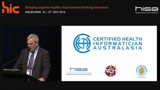 HISA's Digital Health Workforce Initi...