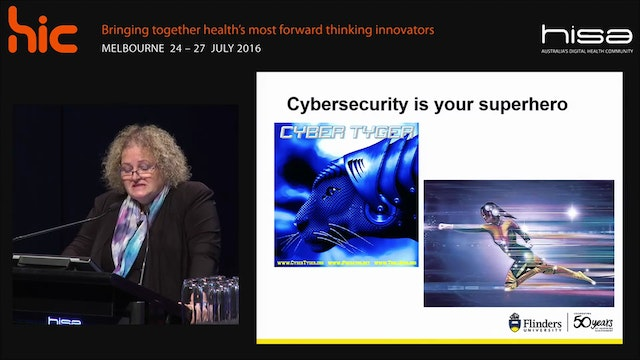 Innovation's urgency A cybersecurity ...