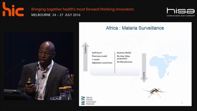 Enablers for adopting mHealth solutions into global healthcare systems Dr Phillip Olla