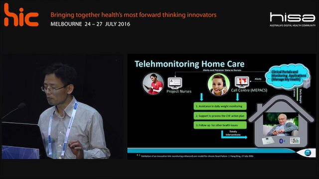 Telemonitoring Home Health Care for c...