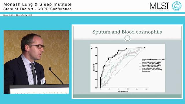 COPD Exacerbation Phenotyping Dr Martin MacDonald