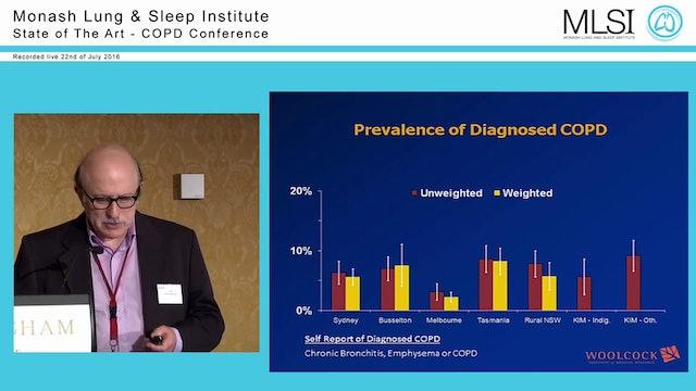 COPD Epidemiology Prof Michael Abramson