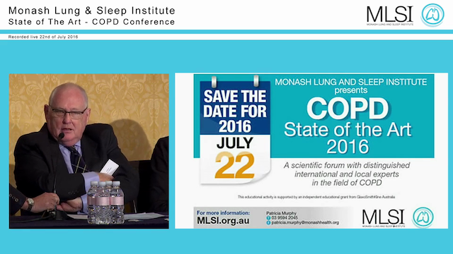 COPD State of the Art Panel