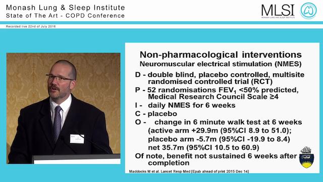 Managing Severe SOB in COPD Prof Davi...