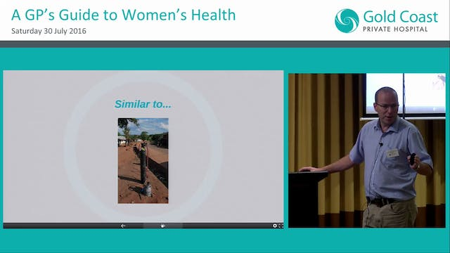 The Cervix and Cervical Cancer Screening Changes Dr Graeme Walker