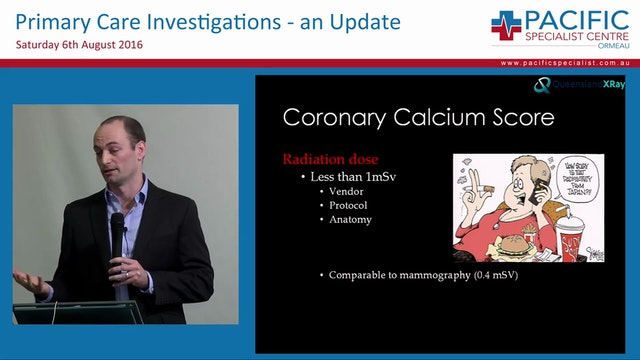 Coronary Calcium Scoring Dr Ryan Shul...