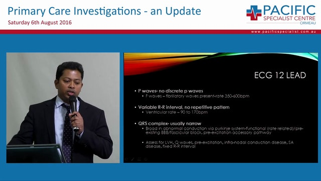 Atrial Fibrillation Investigations an...