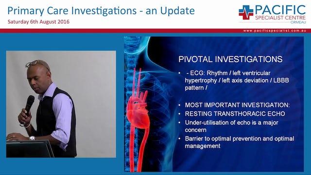 Coronary Disease & Hypertension Prof Rohan Jayasinghe Director of Cardiology Gold Coast University Hospital