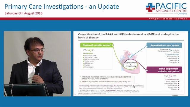 Heart Failure Investigation and Management Dr Shashi Ranjan Cardiologist Logan Hospital