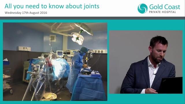 Minimally invasive hip replacement (Direct anterior approach) Dr Matthew Alfredson