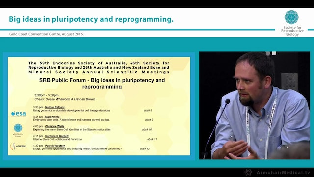 Big Ideas in Pluripotency and Reprogr...