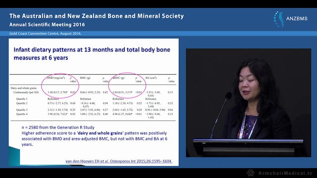 Environmental determinants of peak bone mass - Kun Zhu