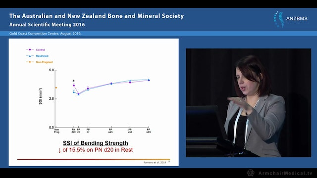 Effects of low birth weight on adult bone physiology - Tania Romano