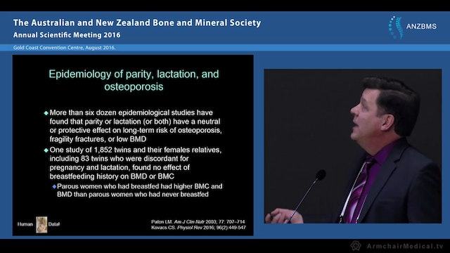Osteoporosis occurring in association...