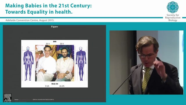 Evolution in the fast lane Fertility in a changing society Professor Michael Davies
