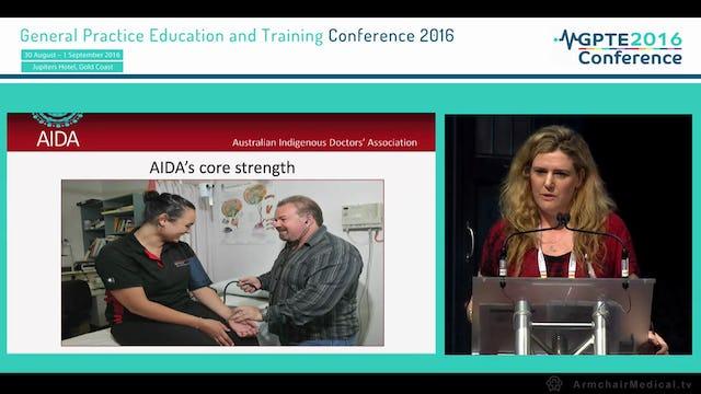 Australian Indigenous Doctors' Association Danielle Arabena