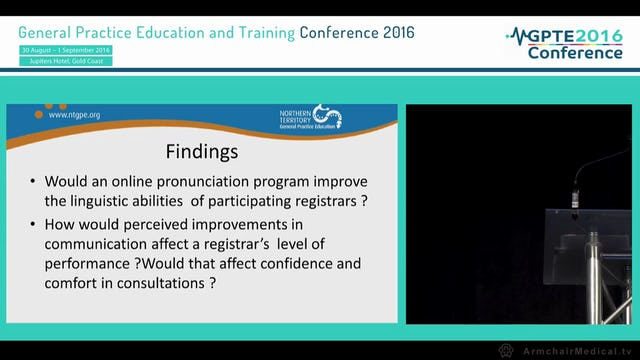 Formal spoken English language training for linguistically diverse gen Lina Zbaidi