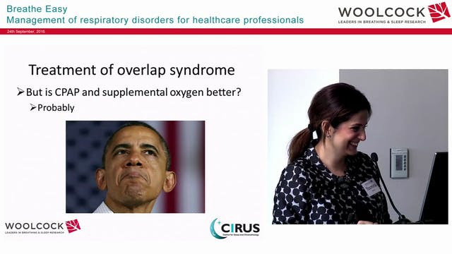 Sleep, COPD and Asthma Dr Yasmina Ser...