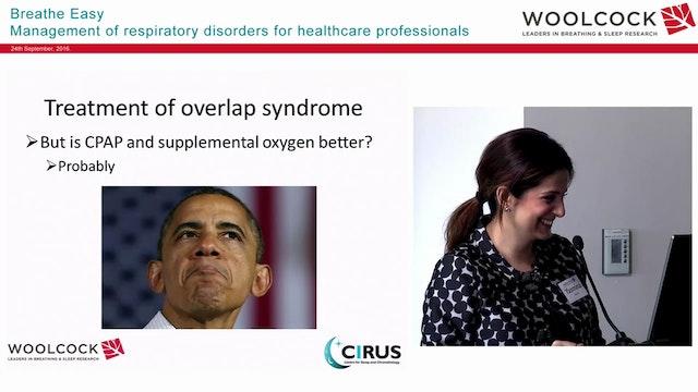 Sleep, COPD and Asthma Dr Yasmina Ser...