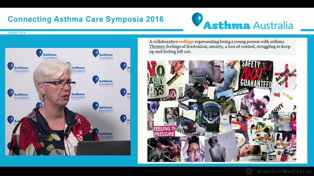 The development, design and evaluation of an adolescent goal setting asthma self management app Associate Professor Lorraine Smith