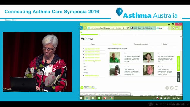 Severe asthma towards a new consumer ...