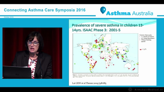 Severe asthma - an overview Associate...