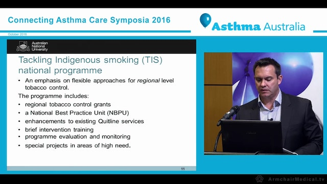 Tobacco use in Aboriginal and Torres Strait Islanders Dr Ray Lovett
