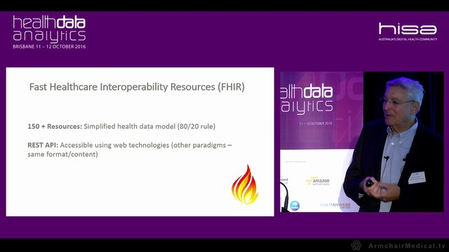 The SMART on FHIR for the Precision M...