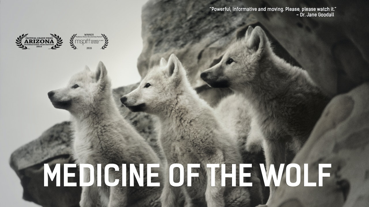 MEDICINE OF THE WOLF WITH BONUS MATERIAL
