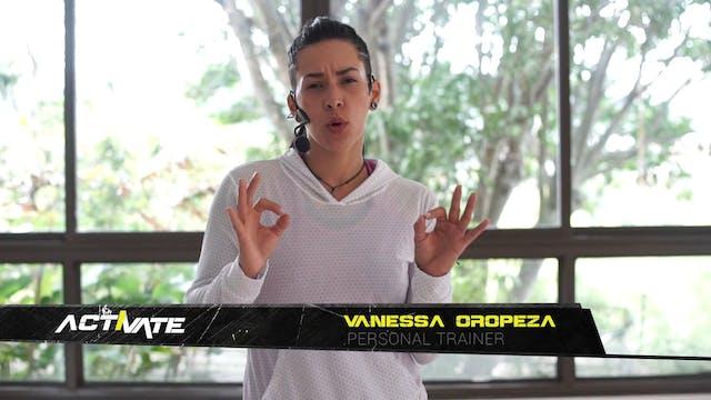 S2-E3 Rutina de ejercicios de MMA