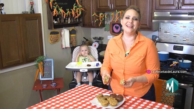 S1-E1 Receta de Cupcakes saludables