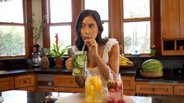 S1-E3 Aguas Frutales y Desintoxicantes