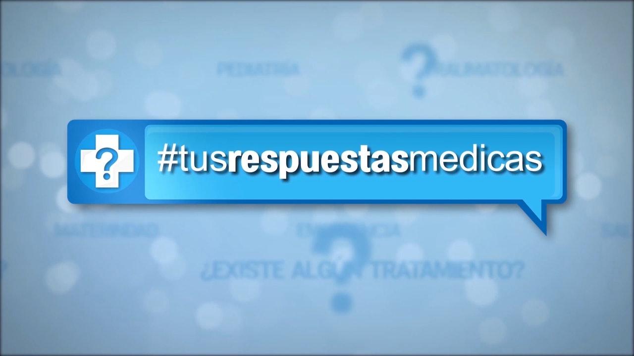 #TusRespuestasMedicas