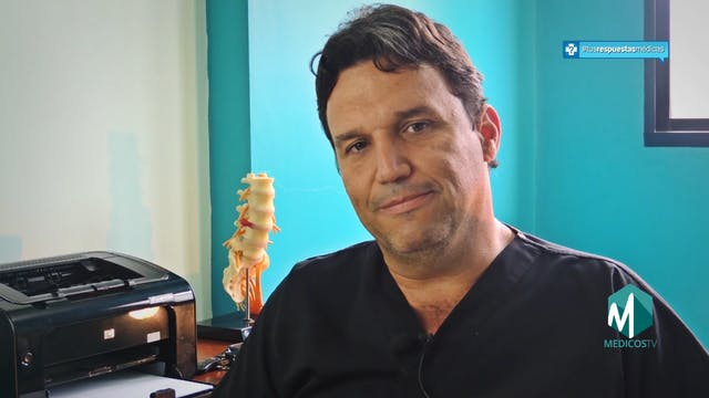 S1-E5 Neurocirugía: Fernando Bellera