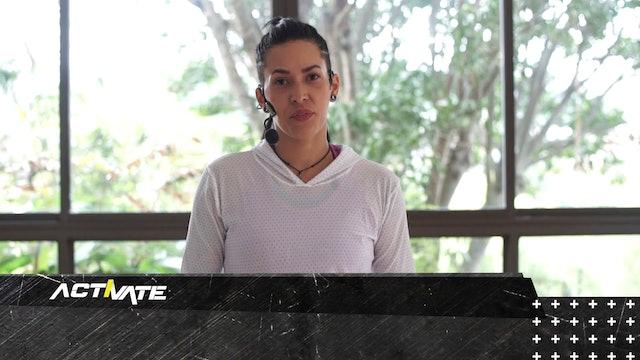 "S2-E7 Entrenamiento Mixto con ""Power MMA"""