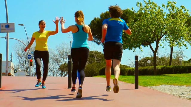 S2 E10 Lesiones comunes al correr