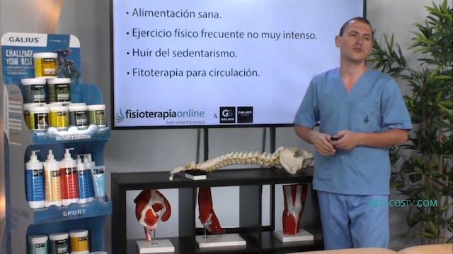 S4-E6 Pesadez de piernas, causas y al...
