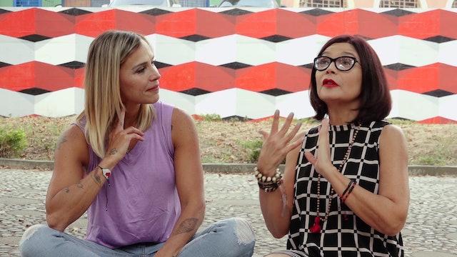 S1-E12 Los secretos de la edad de Caterina Ciarcelluti & Gisselle Reyes