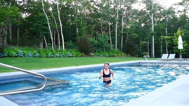 18 Min Full Body Water Aerobics