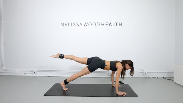 22 Min Booty, Back And Legs w/ Band &...