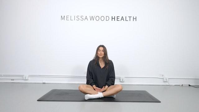 14 Min Meditation: Leaning Into Stillness