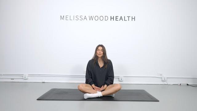14 Min Meditation: Leaning Into Still...