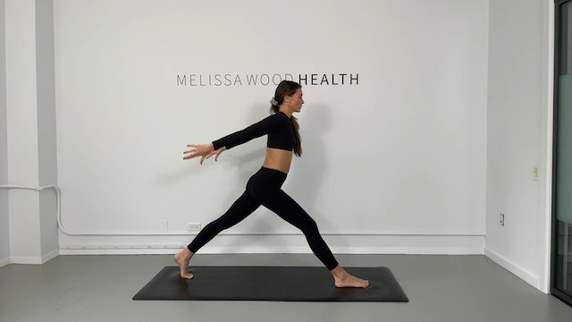 LIVE- 30 Minute Full Body Flow + Meditation