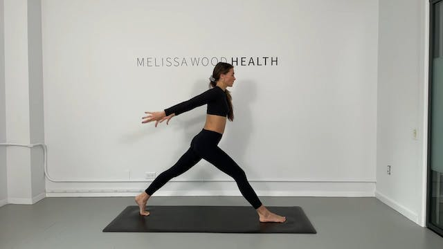 LIVE- 35 Minute Full Body Flow + Medi...